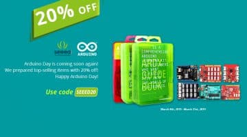 Arduino Day Sale