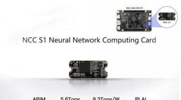 Introducing NCC S1 Neural Network Computing Card and comparing with Intel Compute Stick 2