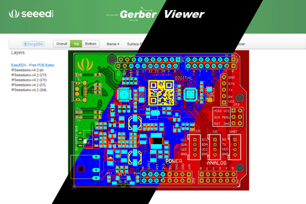 11 Do It Yourself Pcb Design For Manufacture Dfm Checks Anyone Can Do Latest Open Tech From Seeed Studio