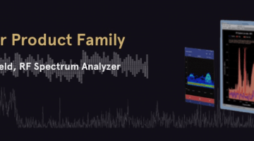 Introducing RF Explorer Products Family