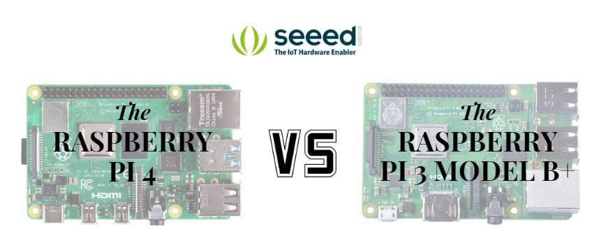 Raspberry Pi 4 vs Pi 3 - All the Major Differences.