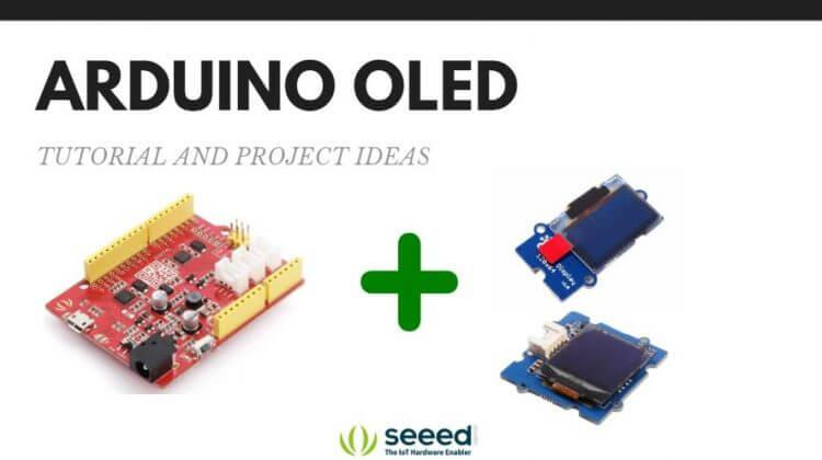 Arduino OLED - Tutorial and Project Ideas