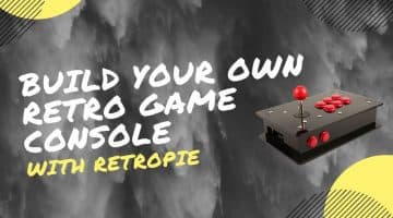 Build Your Own Raspberry Pi 4 Retro Game Console - Retropie