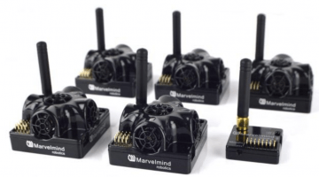 Introducing Marvelmind Ultrasonic Indoor Navigation System(915/868MHz)