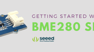 Getting started with BME280 - Humidity, Pressure and Temperature Sensor