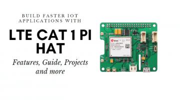 LTE Cat 1 Pi HAT