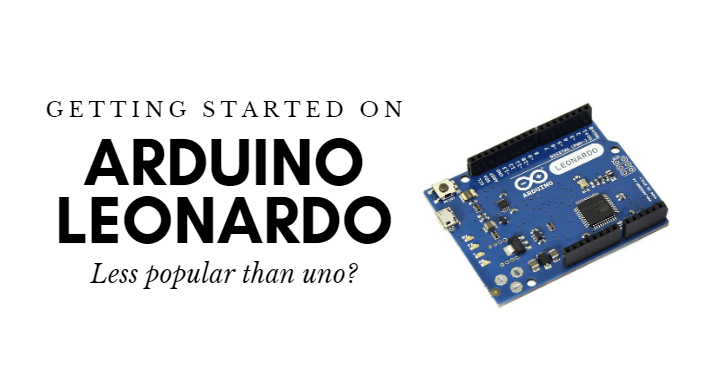 Getting started on arduino uno