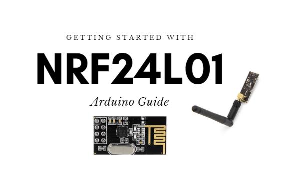 nrf24l01 arduino guide