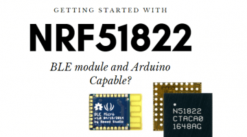 nrf51822: getting started, arduino capable?