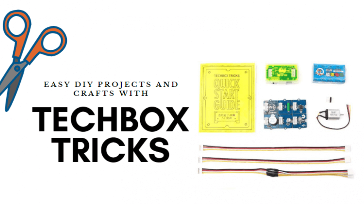 Easy DIY projects and crafts with Techbox Tricks