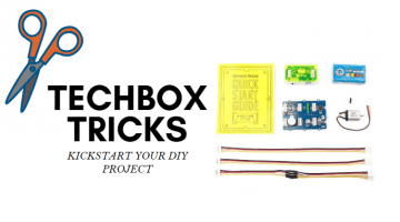 techbox tricks diy project
