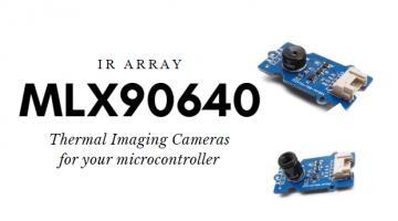 MLX90640 IR Array