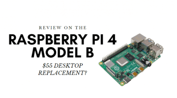 Raspberry Pi 4 Model B Review: $55 desktop replacement