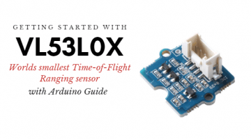 VL53L0X: Getting Started, Arduino Guide