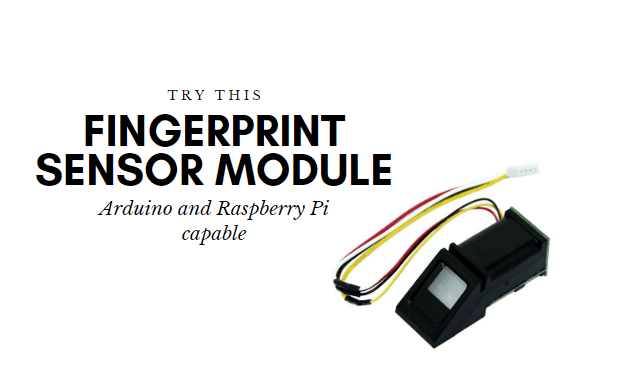 Try this fingerprint sensor for your arduino and raspberry pi