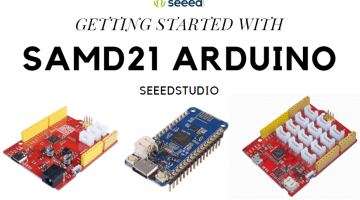 Getting Started With SAMD21 Arduino