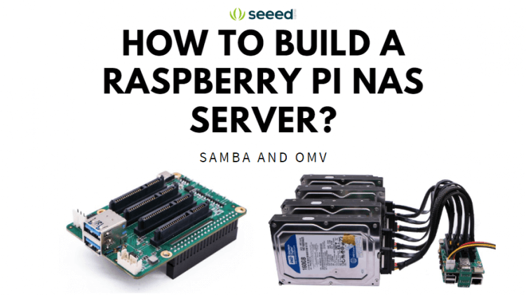 How to build a Raspberry Pi NAS Server? - Samba and OMV