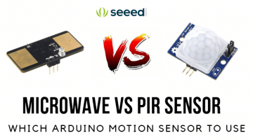 Which Arduino Motion Sensor to use - Microwave or PIR sensor?