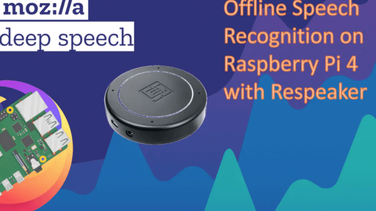 Offline Speech Recognition on Raspberry Pi 4 with Respeaker