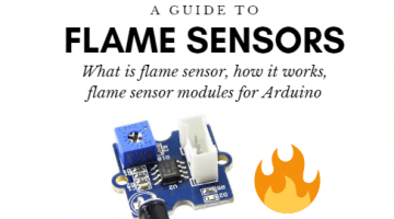 A guide to flame sensors