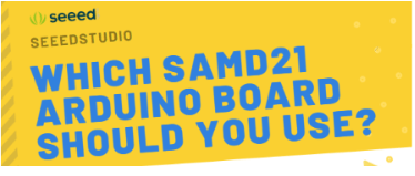 SAMD21 Arduino Boards - Which one should you use?