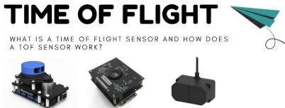 What is a Time of Flight Sensor and How does a ToF Sensor work?