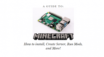 Minecraft Pi Tutorial