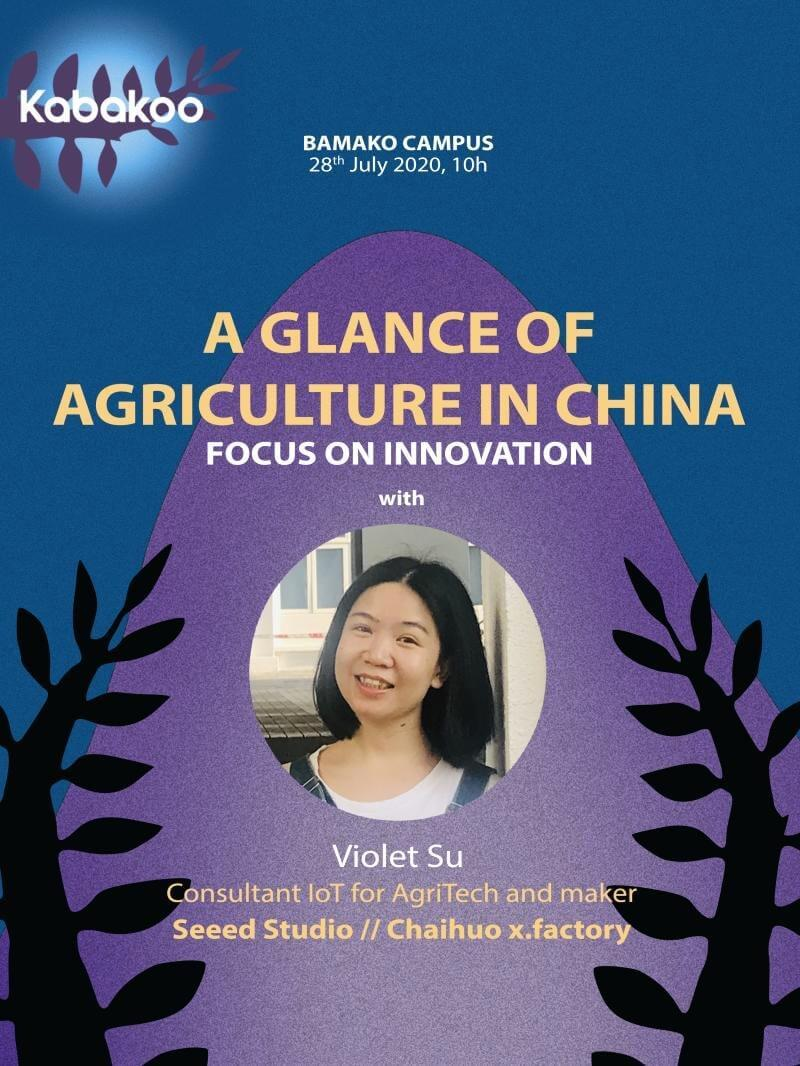 A Glance of Agricultural Innovation in China
